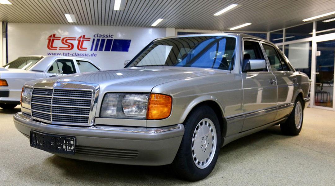300 SE W126 13.500,-€