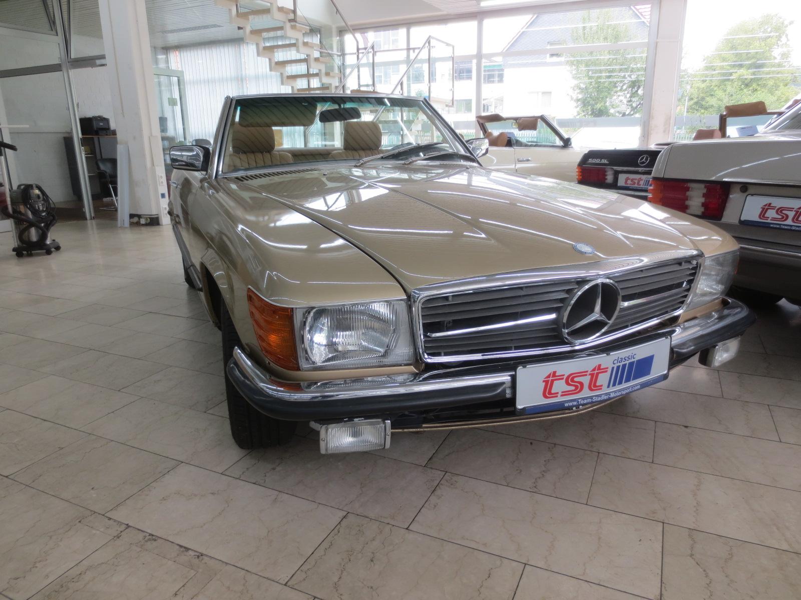 280SL R107 35.000,-€