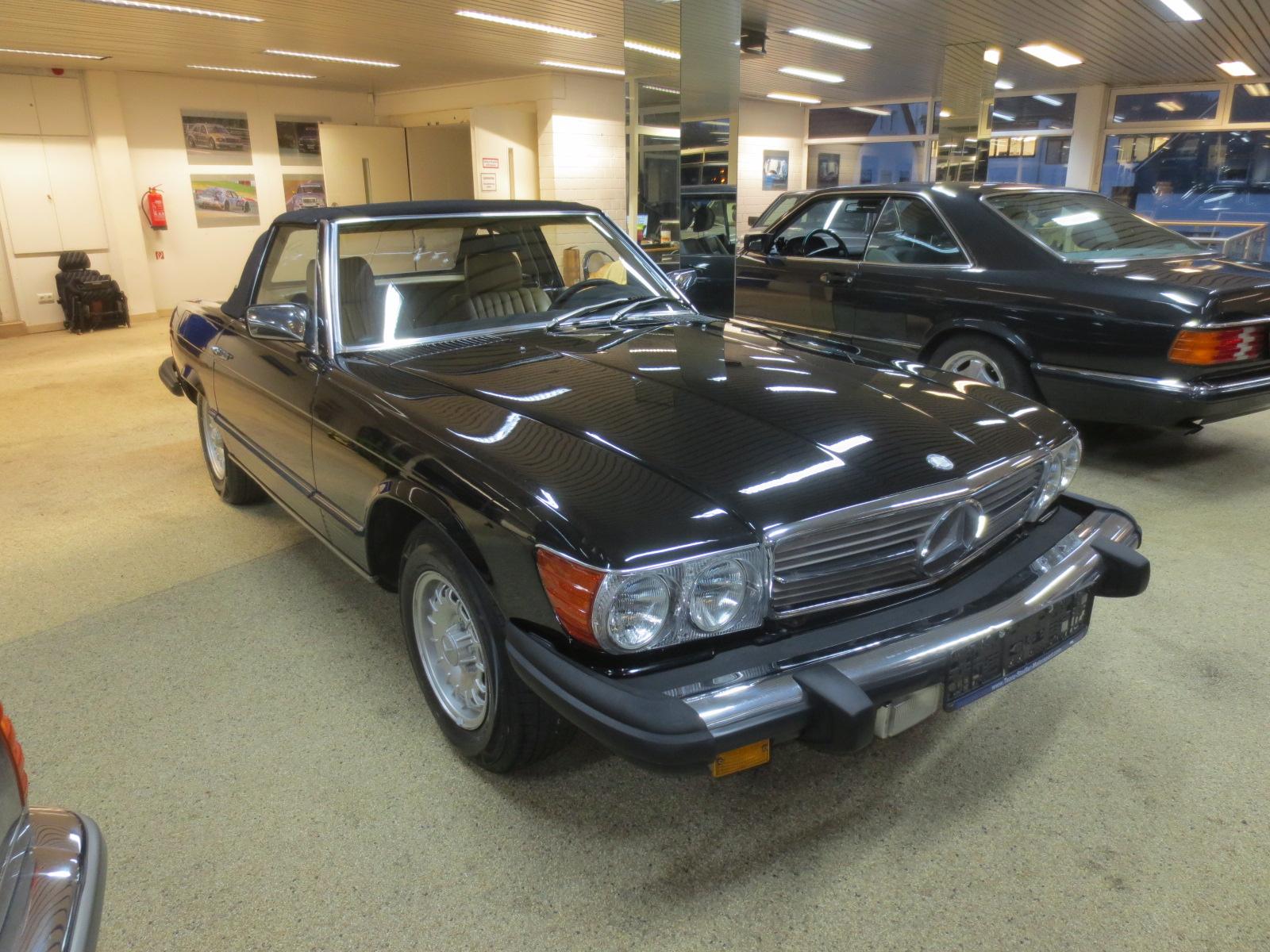 380SL R107 28.000,-€